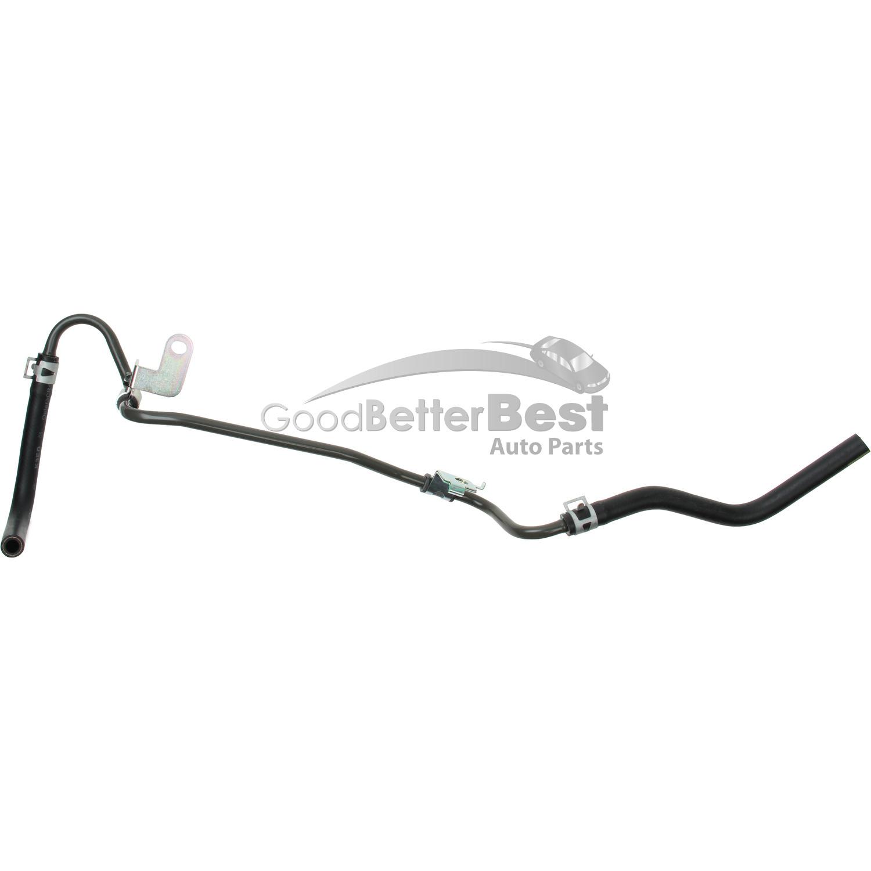 One New Genuine Power Steering Return Hose 4440635021 for