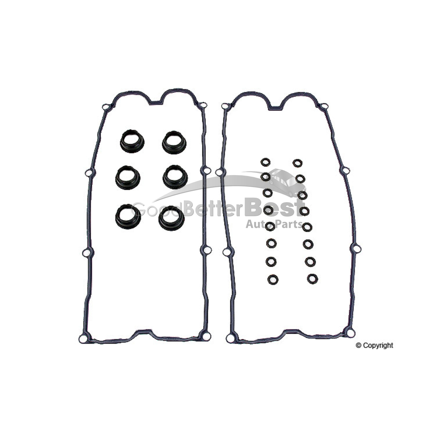 New Rock Engine Valve Cover Gasket Set VC353G