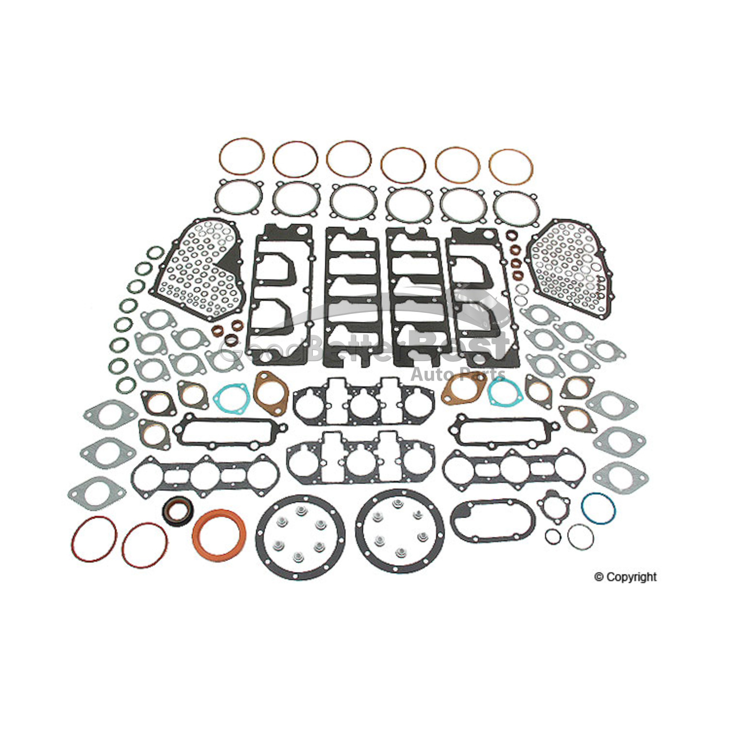 New Wrightwood Racing Engine Gasket Set 90110090201 for