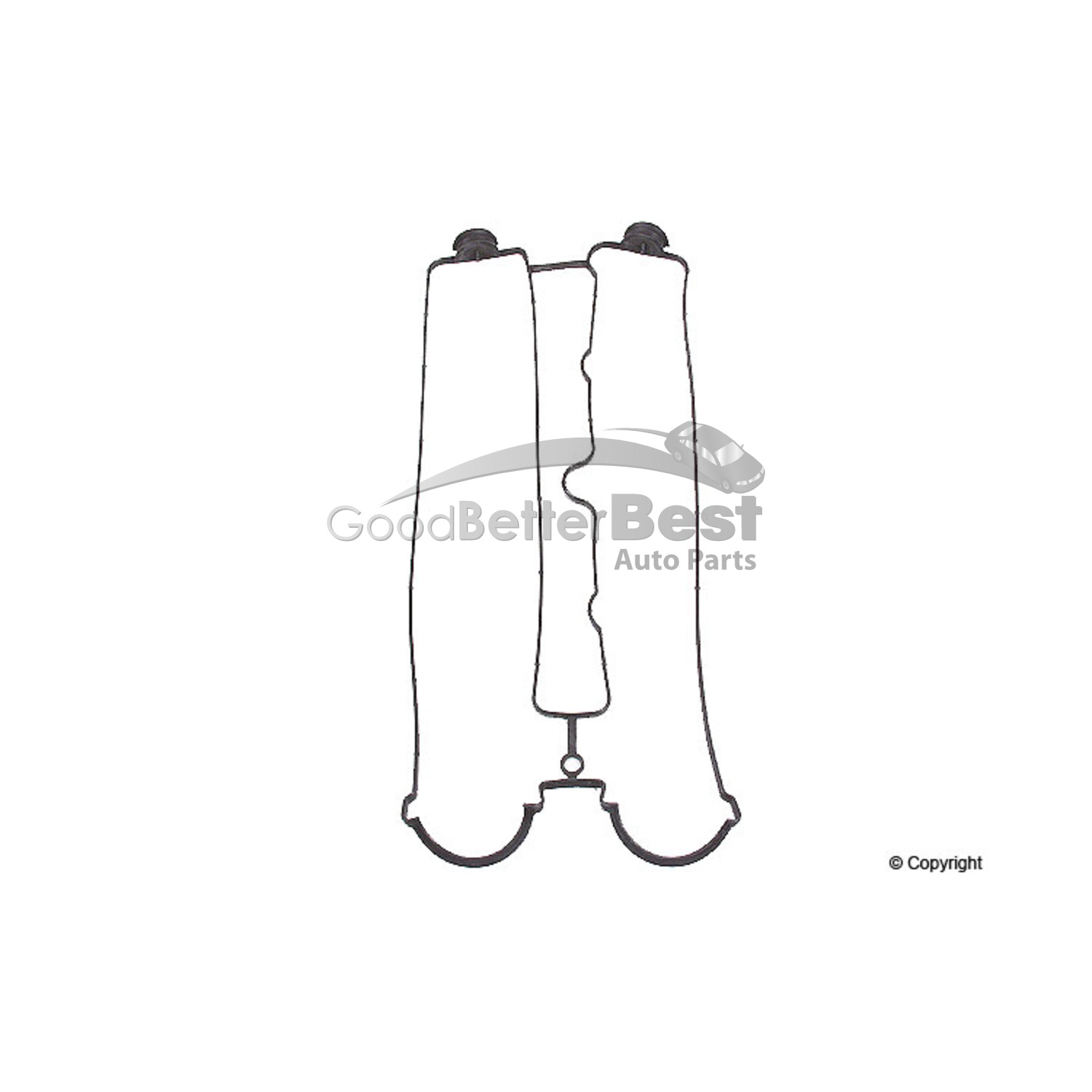 One New Parts Mall Engine Valve Cover Gasket P1gc001g For