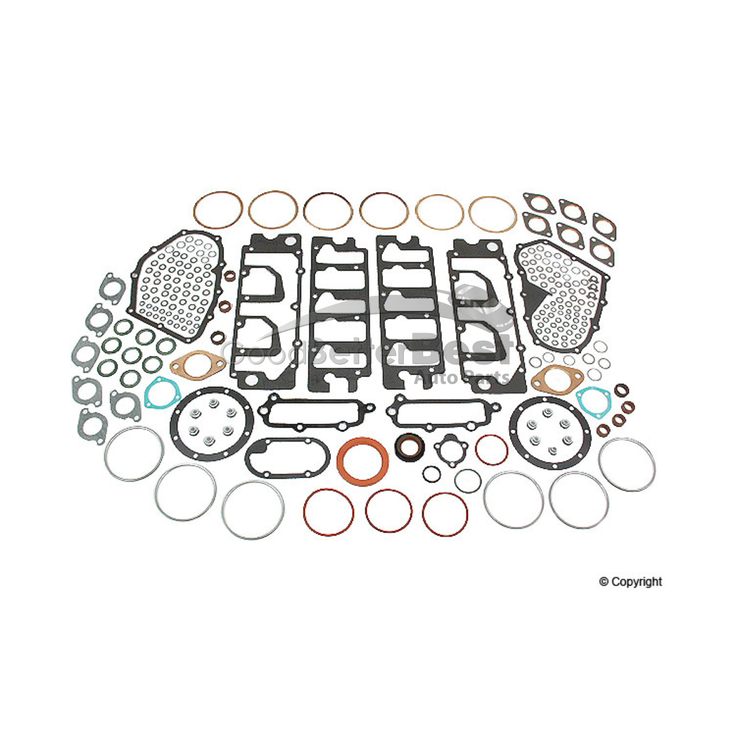 New Wrightwood Racing Engine Gasket Set 91110090100W
