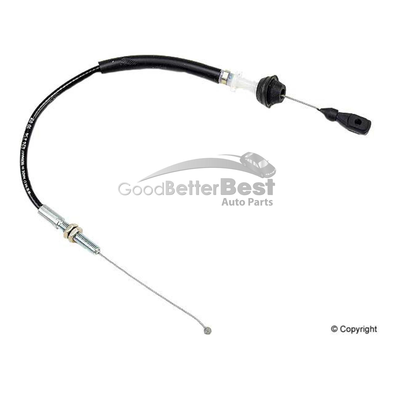 One New Gemo Carburetor Accelerator Cable 424434
