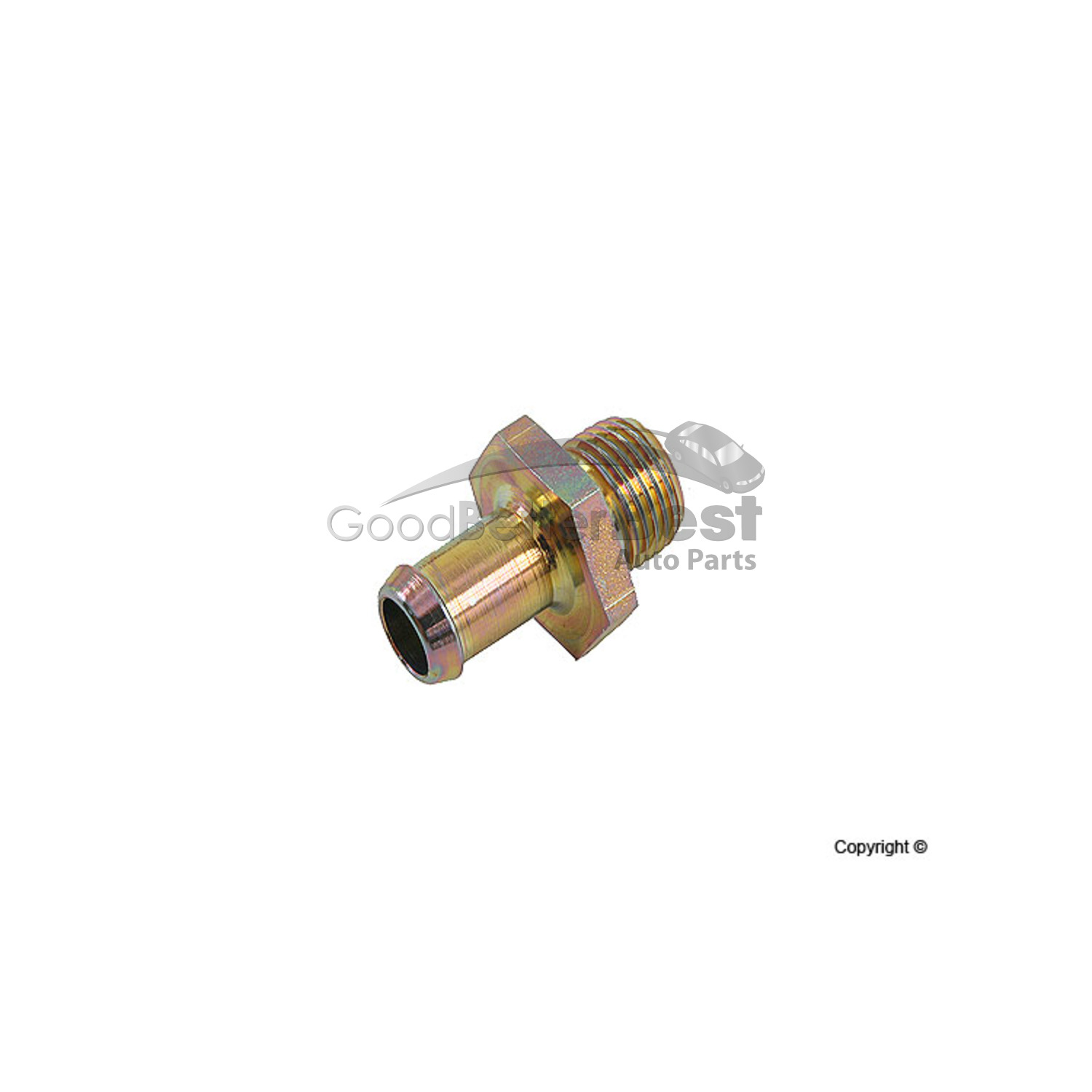 New OE Supplier Power Steering Pressure Line End Fitting