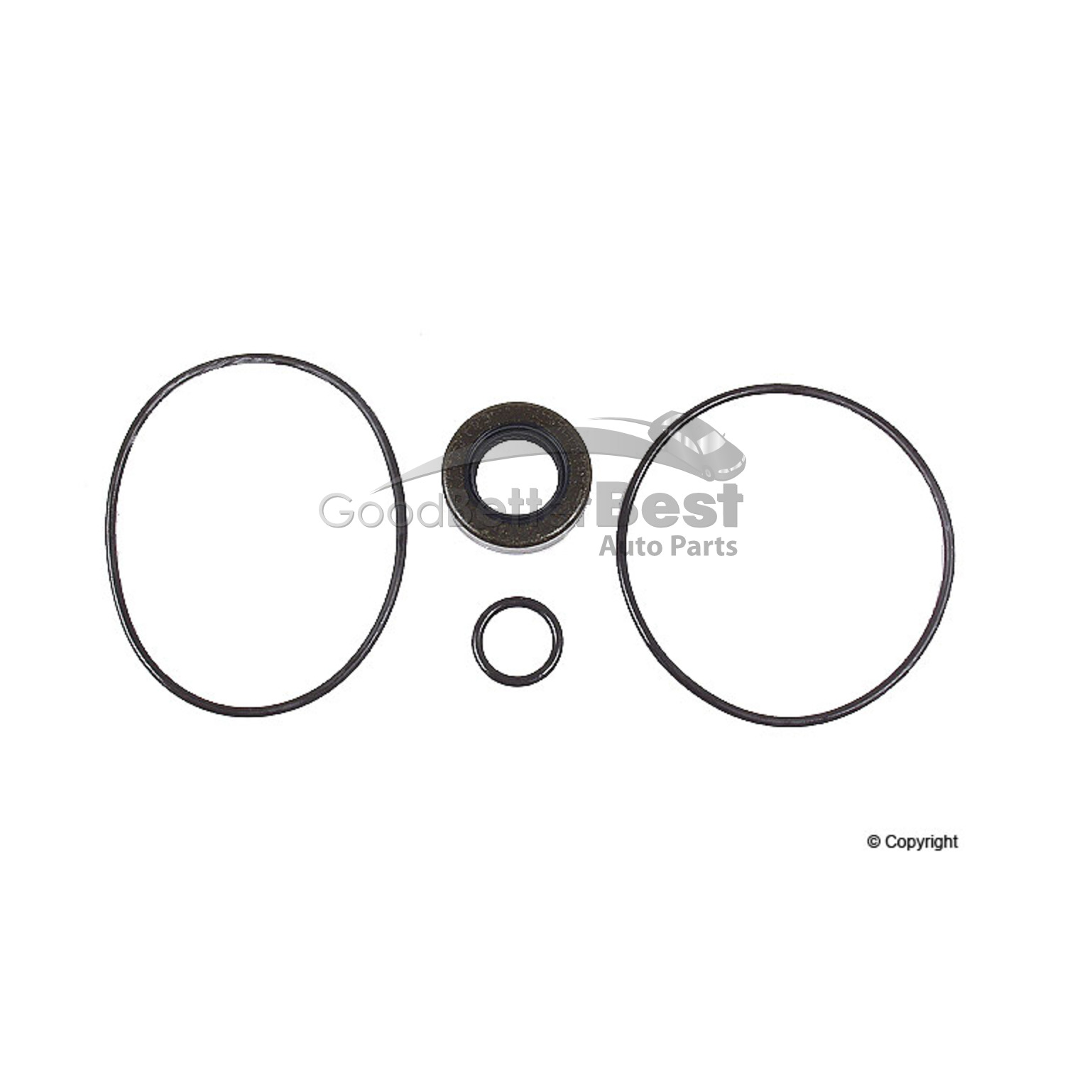 New Power Steering Pump Seal Kit As Aeu For