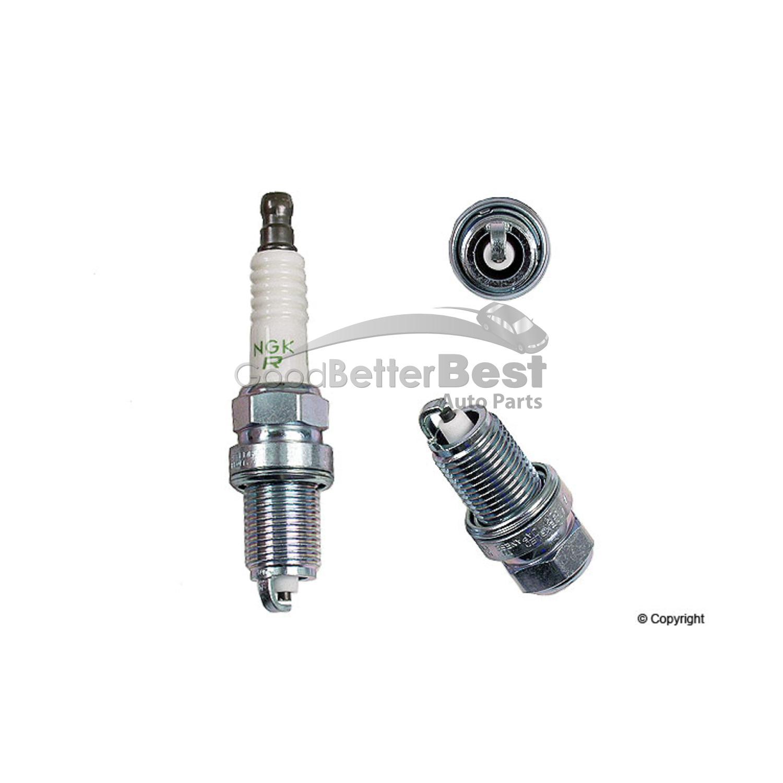 One New Ngk V Power Resistor Spark Plug Bcpr5ey For