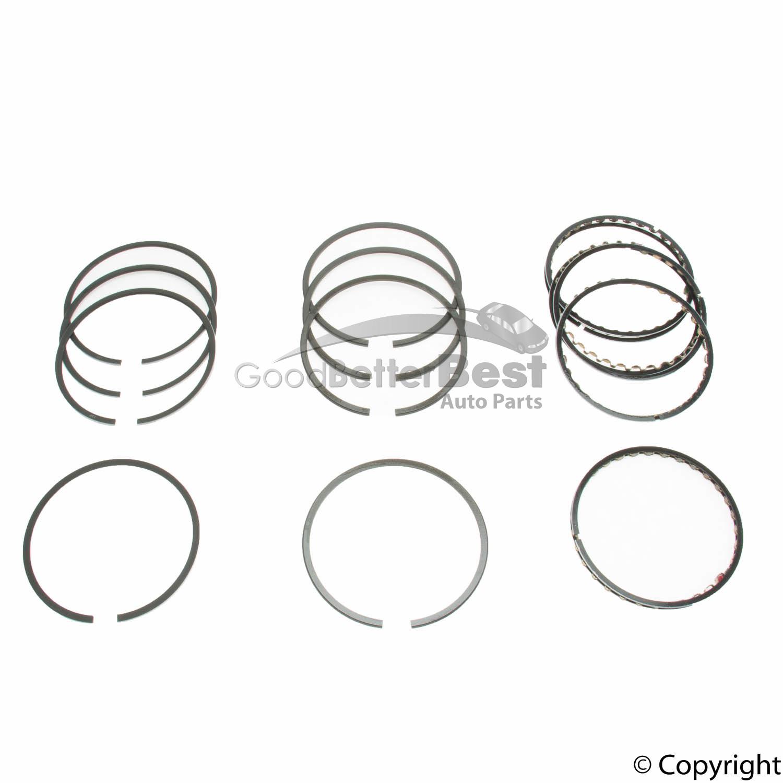 New Grant Engine Piston Ring Set C1531 275347 for Volvo