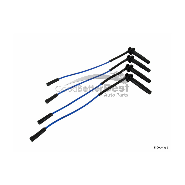 New Ngk Spark Plug Wire Set For Subaru Legacy