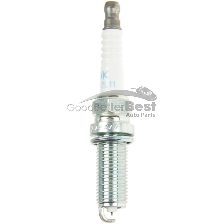 One New NGK Laser Iridium Spark Plug 94124 for Mazda 3 6