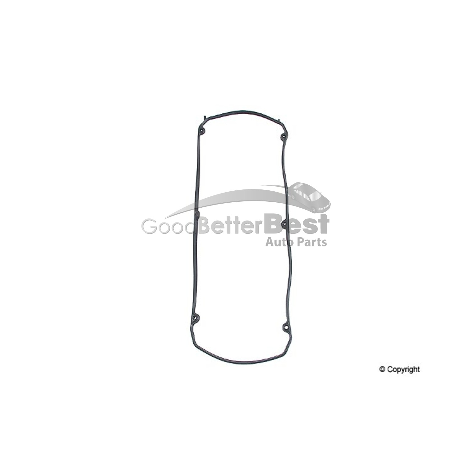 hight resolution of details about new stone engine valve cover gasket jc33086 mn137117 mitsubishi