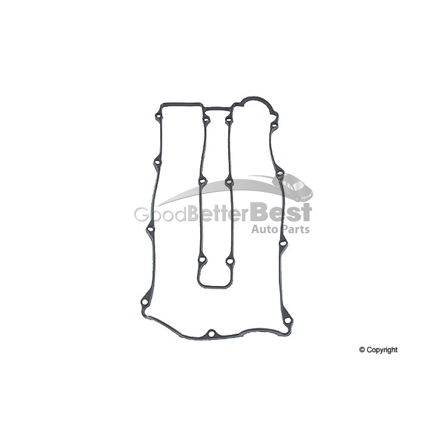One New Parts Mall Engine Valve Cover Gasket P1gb015