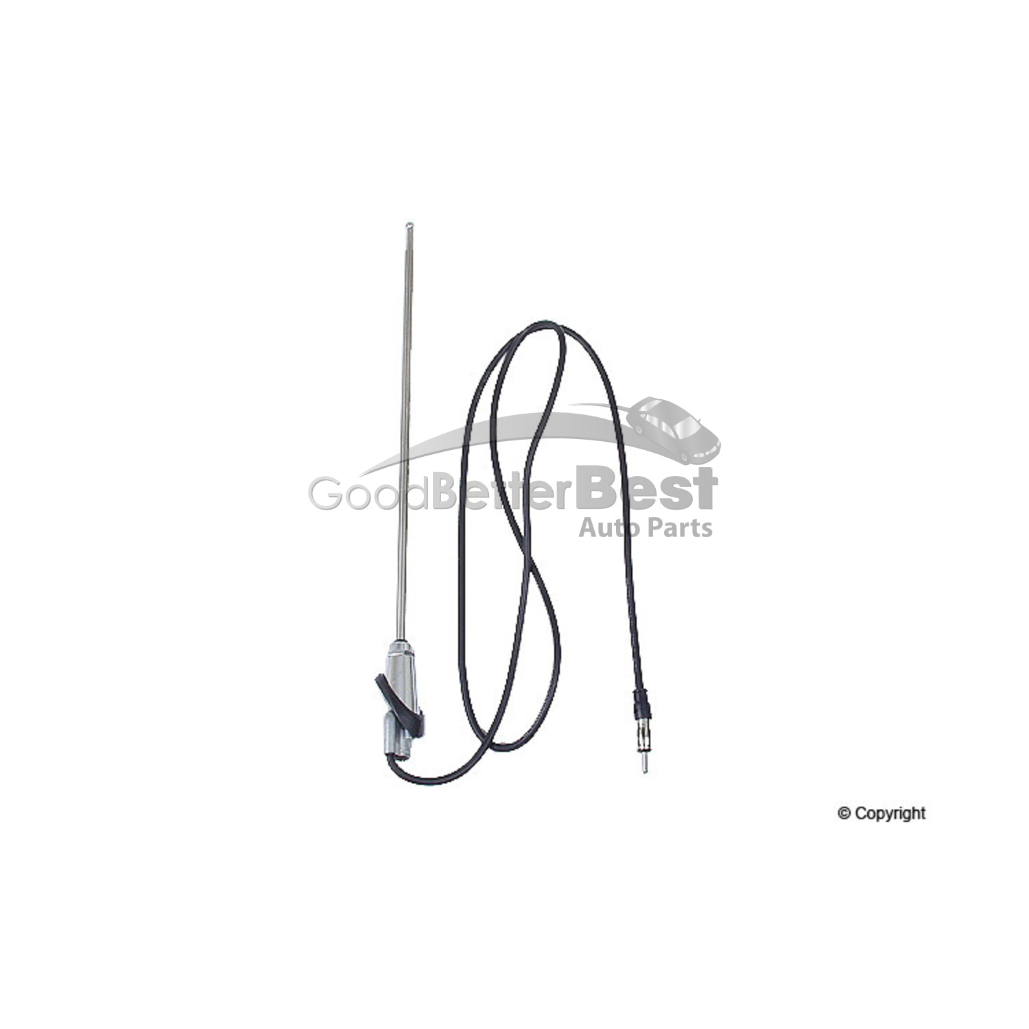 One New Antenna VW6101000 for Volkswagen VW Beetle Super