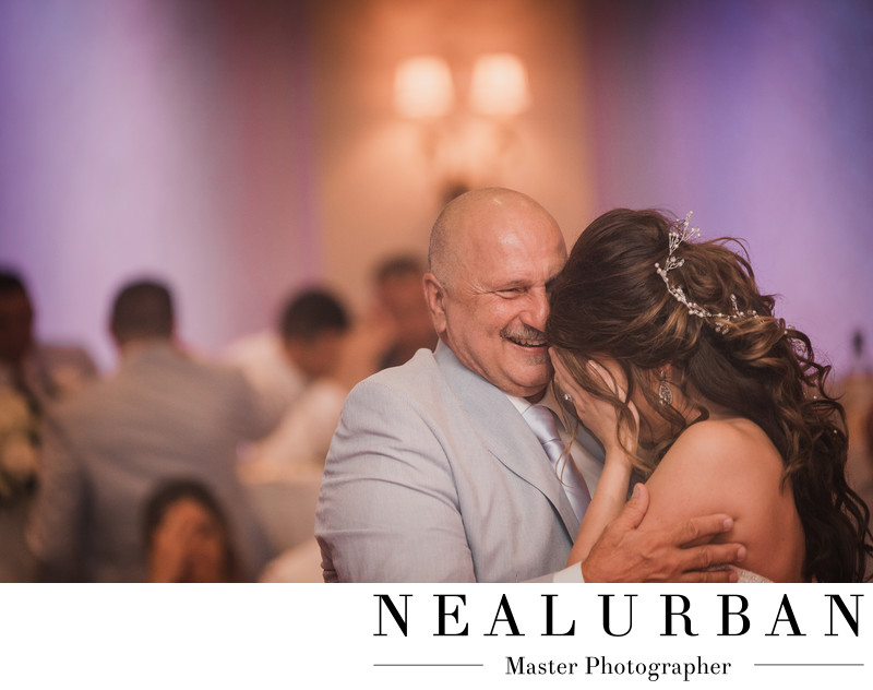 buffalo wedding father daughter
