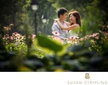 Washington Square Park Engagement - Engagements