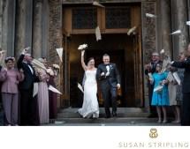 St Bartholomew Nyc Wedding - York