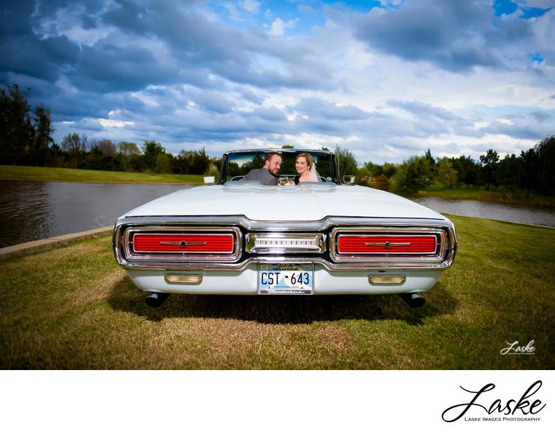 okc wedding photographers couple