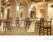 Reception Mills House Wyndham Grand Hotel Charleston