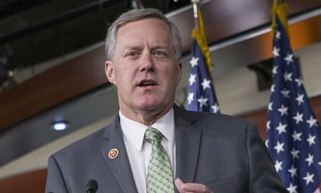 Rep. Mark Meadows, R-N.C., chairs the government operations panel of the House Oversight and Government Reform Committee.