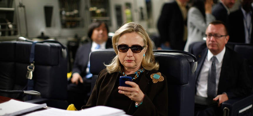 state ig clinton ignored