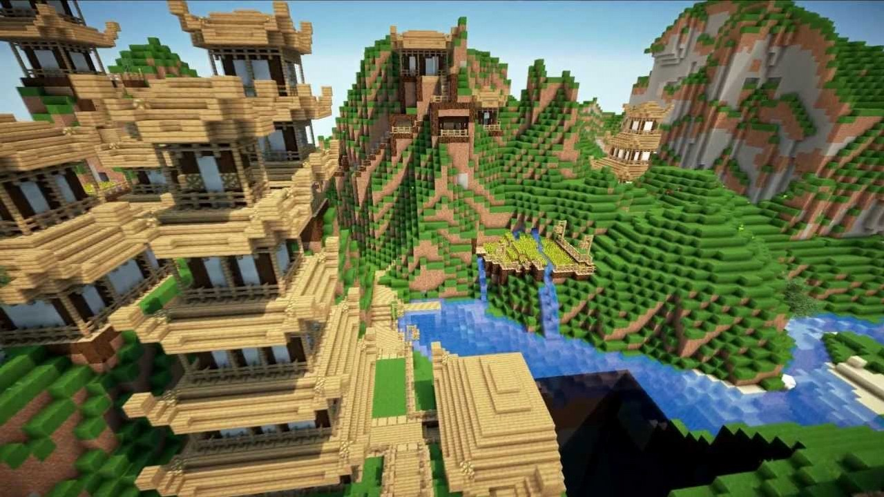 Minecraft With Over Half a Billion Players Thanks to Chinese F2P Version | gamepressure.com