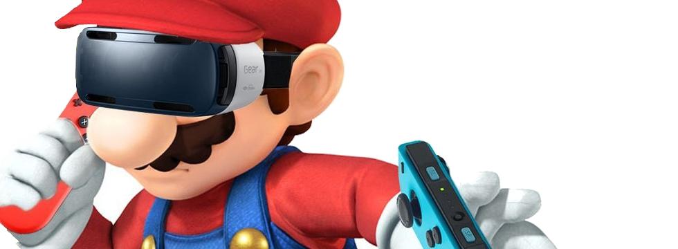 Nintendo Switch Gets VR This Year? | gamepressure.com