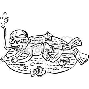 Divers Clip Art, Photos, Vector Clipart, Royalty-Free