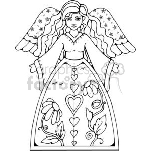 Angel Clip Art, Vector Clipart, Royalty-Free Images # 2