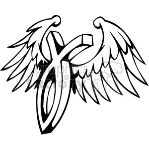 Pin Illustration Christian Religion Symbol Fish Created In