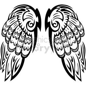 split regal w monogram vector design 392842 vector clip