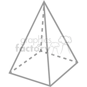Pin Triangular Prism Clip Art Ajilbabcom Portal Cake on