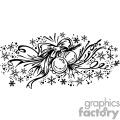 Royalty-Free Christmas composition 15 374940 vector clip