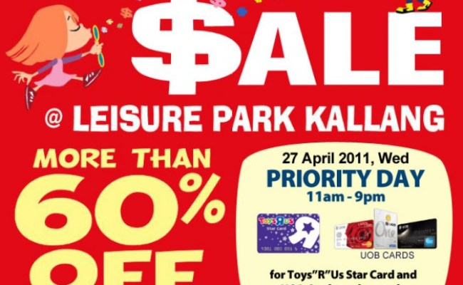 Toys R Us May Day Clearance Sale Great Deals Singapore