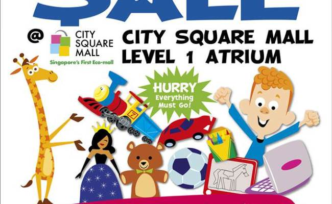 Toys R Us Clearance Sale City Square Mall More Than