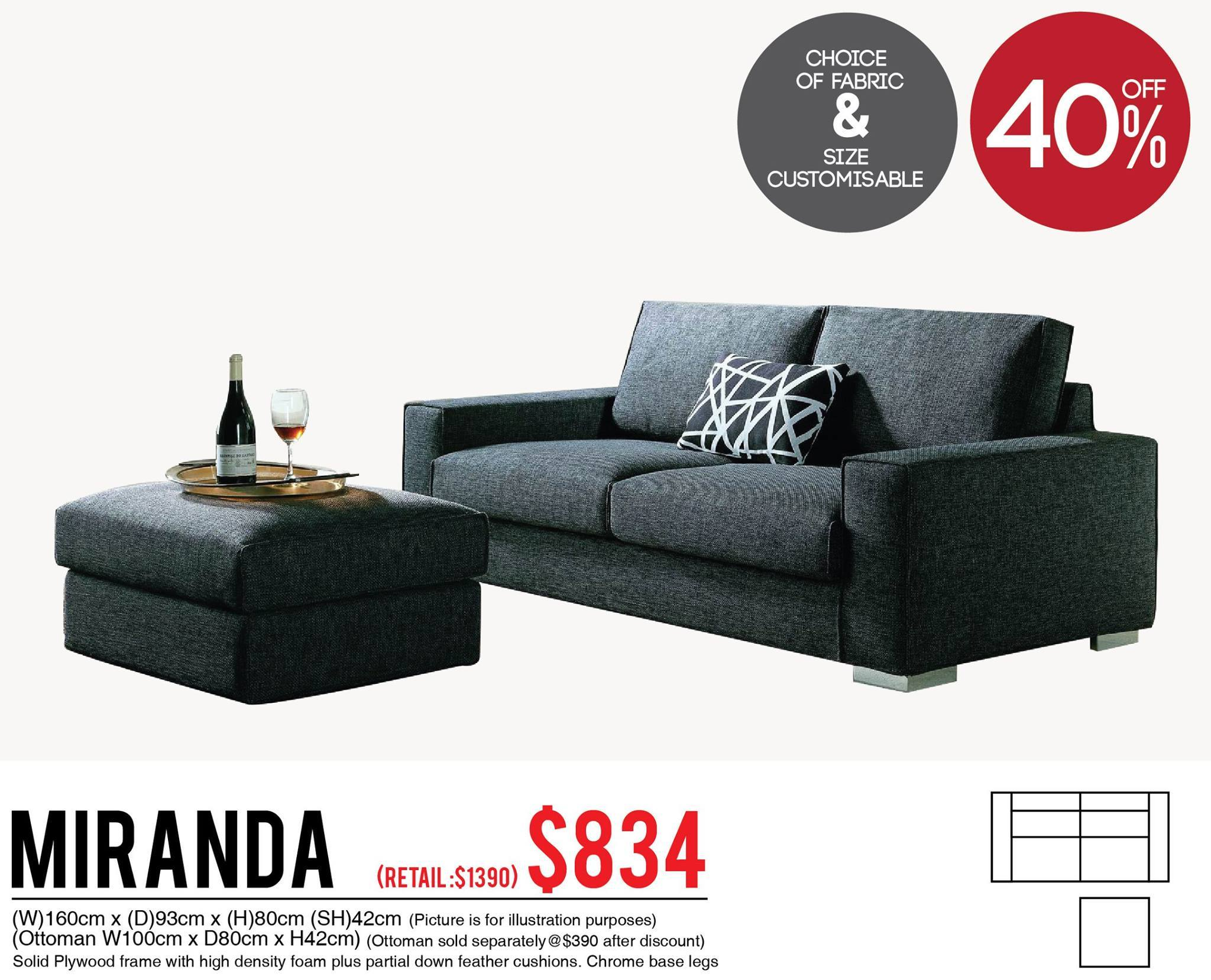 cheap sofa sets singapore fabric reclining sofas and loveseats lush furniture haji weekend special on dining tables