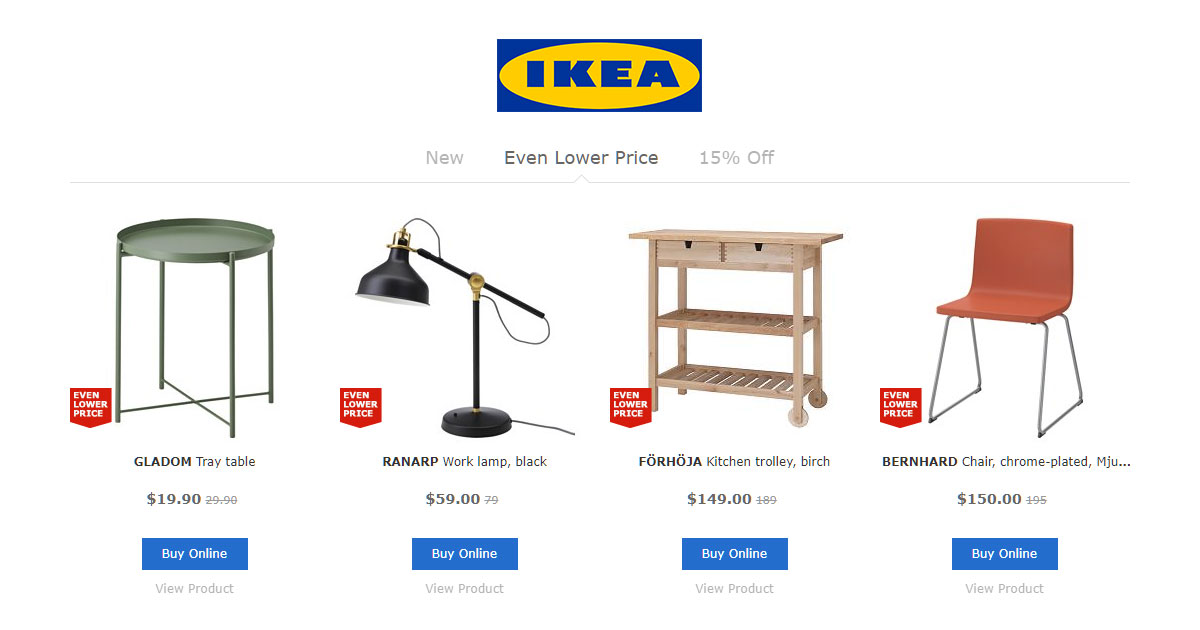 Ikea Singapore Launches New Online Store With Tracking And
