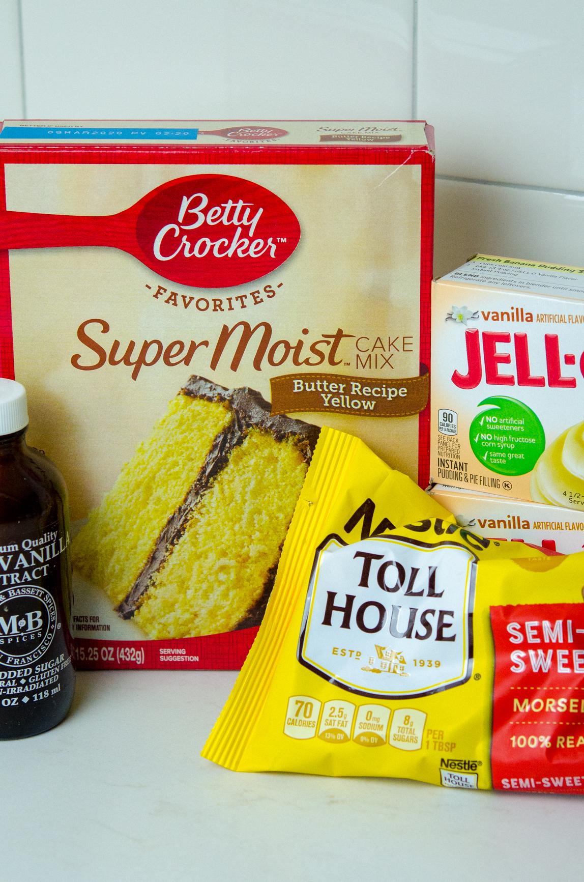 Betty Crocker Boston Cream Pie : betty, crocker, boston, cream, Boston, Cream, Tomatoes