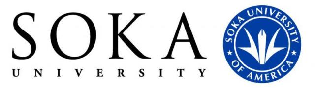Image result for soka university of america logo