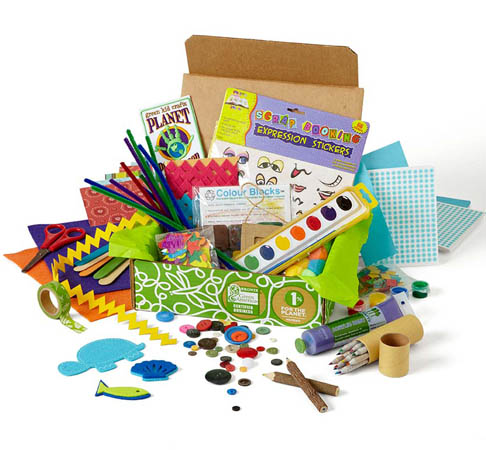 creativity art box