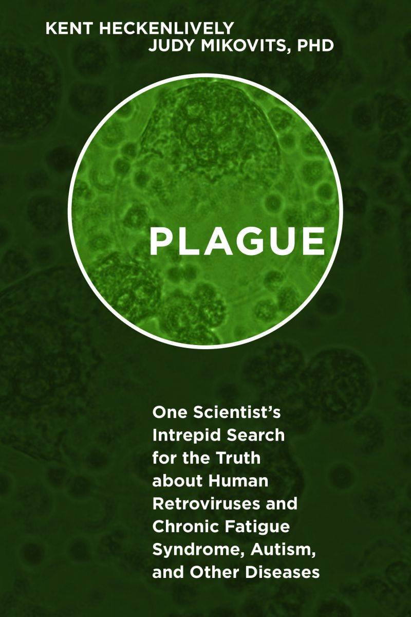 PLAGUE - The Chronic Fatigue Syndrome and Autism Communities Are Embracing This Story!