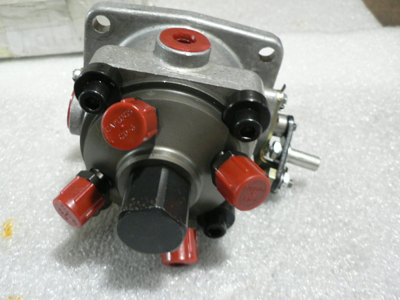 hight resolution of mep002a mep003a fuel injection pump ambac m50