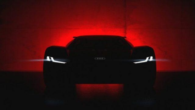 Audi PB 18 E-Tron electric-drive supercar
