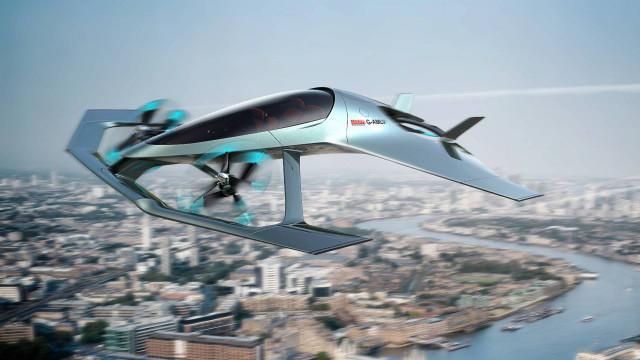 Aston Martin Flying Taxi