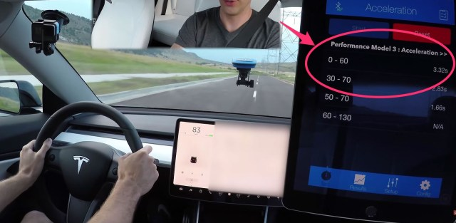 Tesla Dual Motor Model 3 Performance