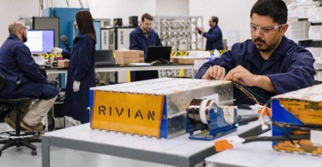 Electric Pickup Rivian
