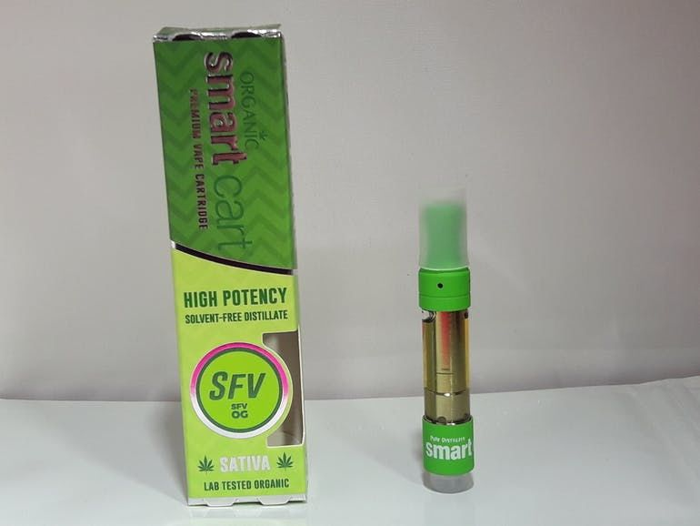 Smart Carts  Sativa Concentrates Order Weed Online From