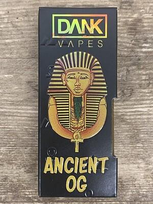 Dank Vapes  Ancient OG Concentrates Order Weed Online
