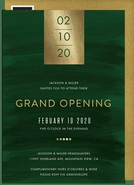 grand opening invitations greenvelope com