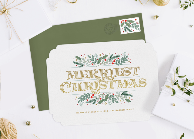 23 Christmas Card Greetings to Show Your Love, Gratitude, and Joy