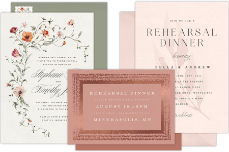 Rehearsal Dinner Invitation Etiquette For Inspirational Extraordinary Ideas Create Your Own Design 19