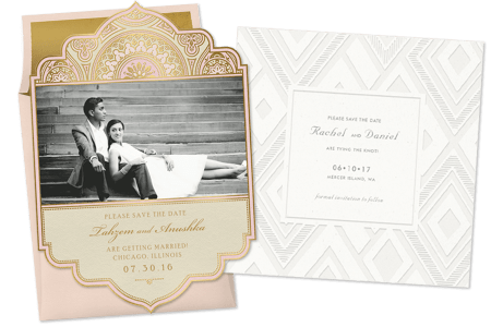 Best 10 Sample Save The Date Cards Wording Business Magnets