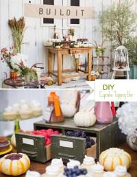 DIY: A Cupcake Topping Bar | Green Wedding Shoes Wedding ...